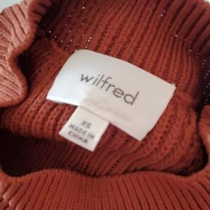 Wilfred Tops - Wilfred Crevier Knit Top